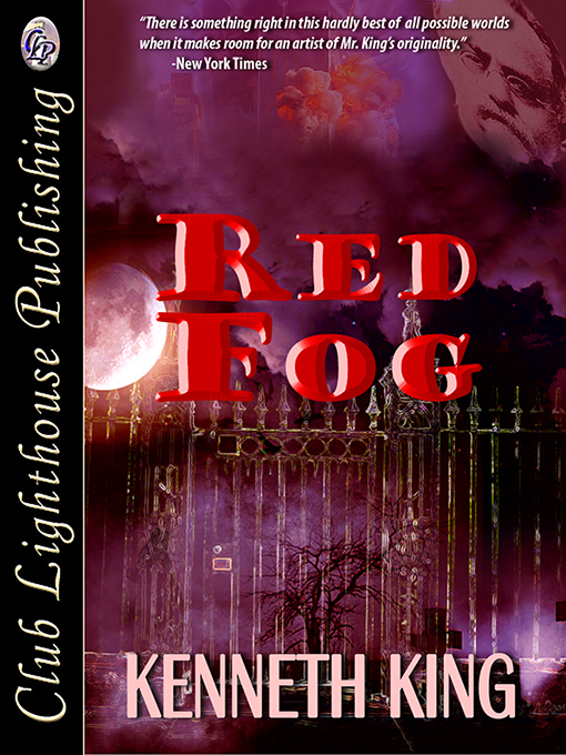 Cover for Red Fog