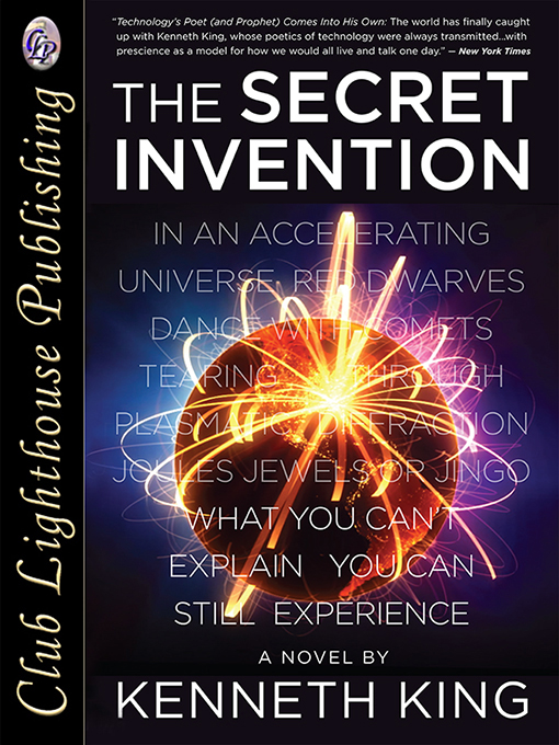 Cover for The Secret Invention