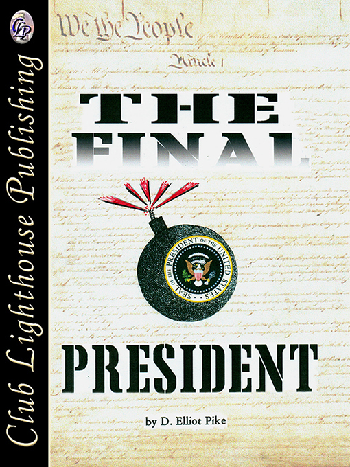 Cover for The Final President