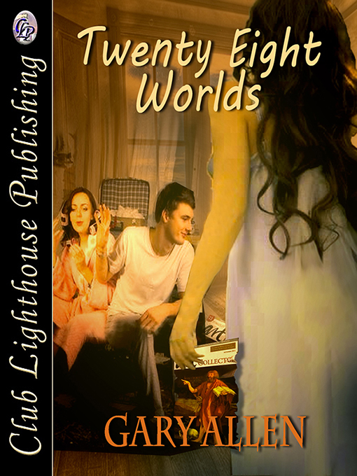 Cover for TWENTY EIGHT WORLDS