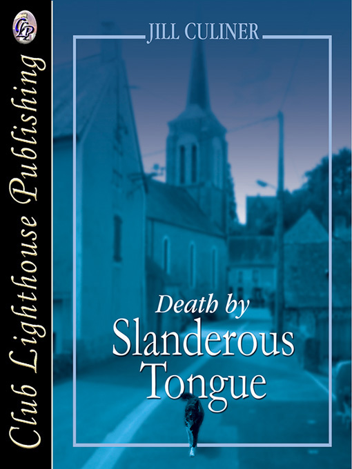 Cover for Death By Slanderous Tongue