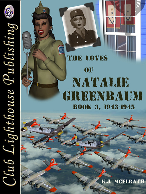 Cover for The Loves of Natalie Greenbaum Book III
