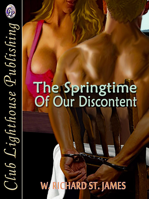 Cover for THE SPRINGTIME OF OUR DISCONTENT
