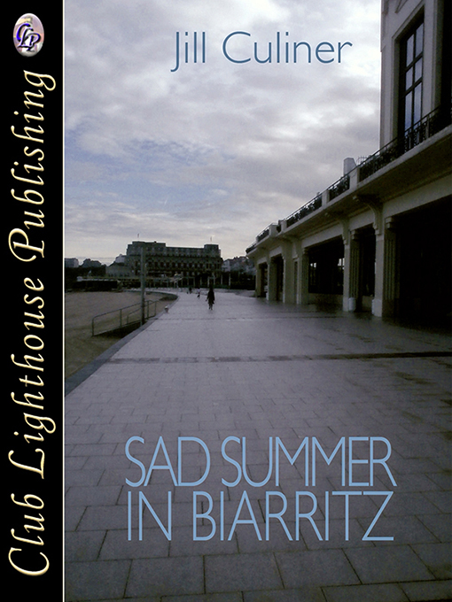 Cover for SAD SUMMER IN BIARRITZ