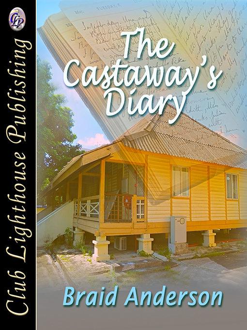 Cover for THE CASTAWAY'S DIARY