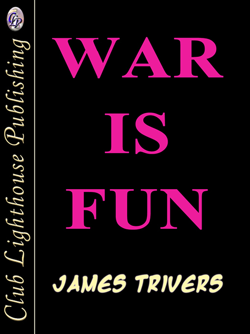 Cover for WAR IS FUN
