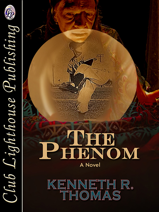 Cover for THE PHENOM