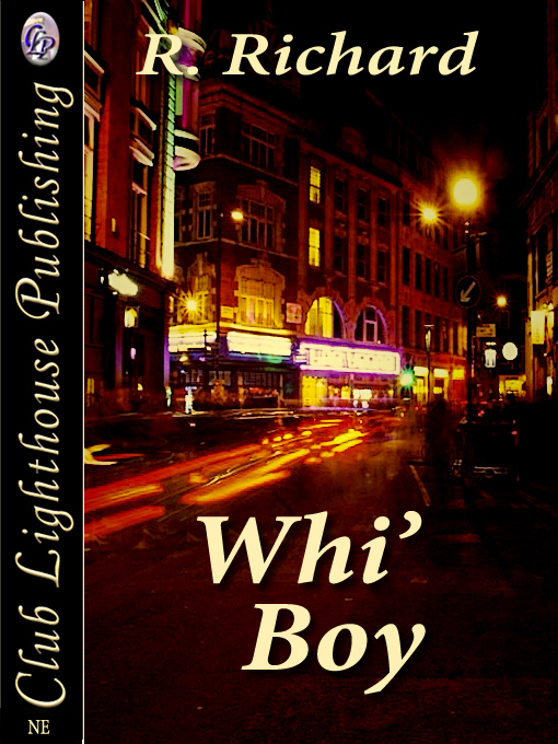Cover for Whi' Boy