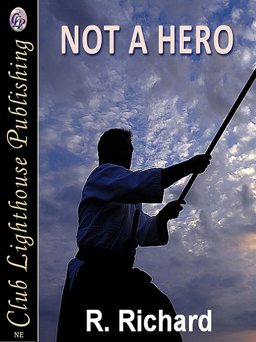Cover for NOT A HERO