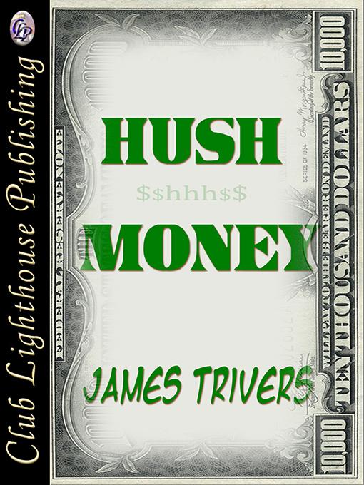 Cover for Hush Money