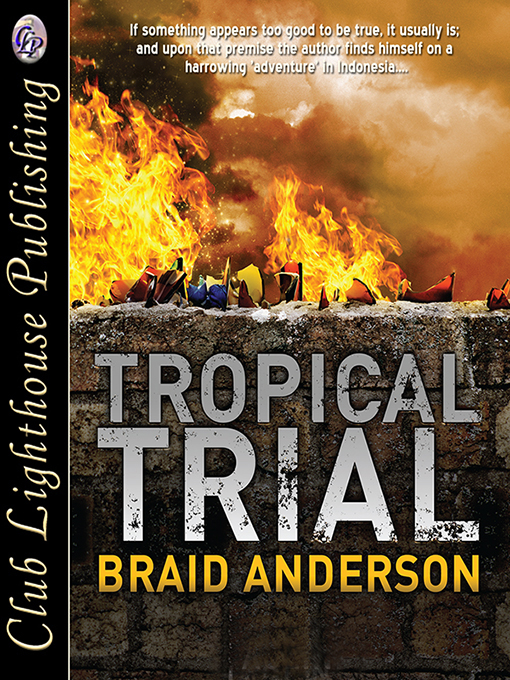 Cover for Tropical Trial
