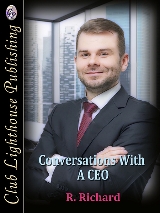 Cover for Conversations With A CEO