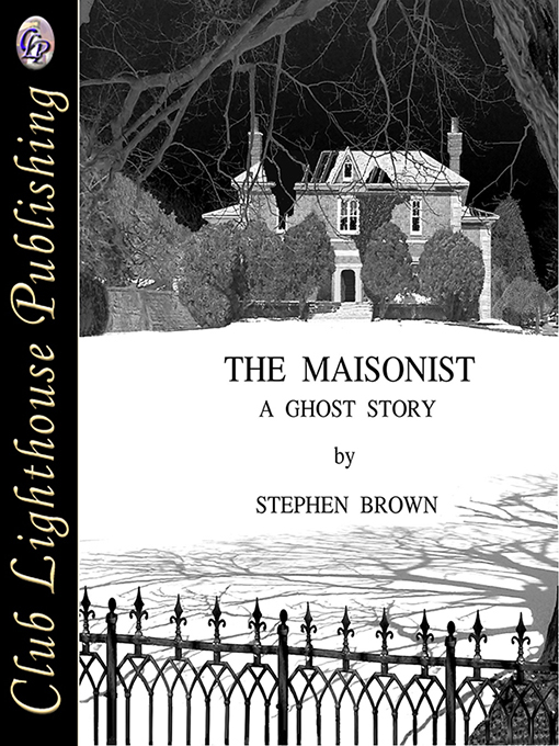 Cover for The Maisonist