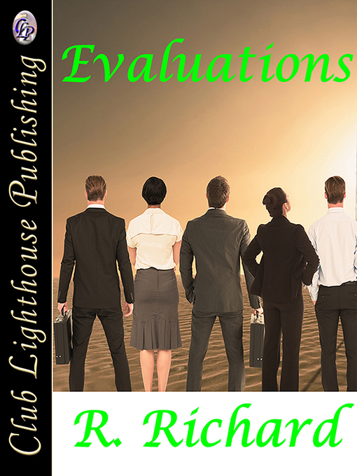 Cover for Evaluations