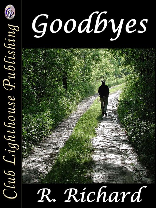 Cover for Goodbyes