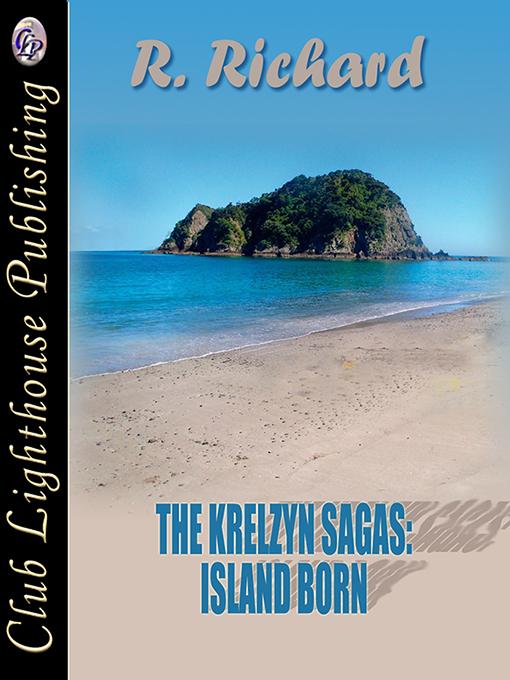 Cover for The Krelzyn Sagas: Island Born