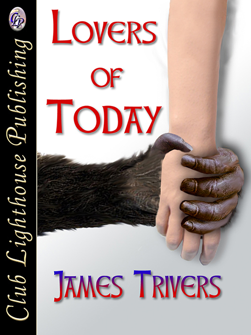 Cover for Lovers of Today
