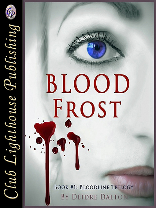 Cover for Blood Frost