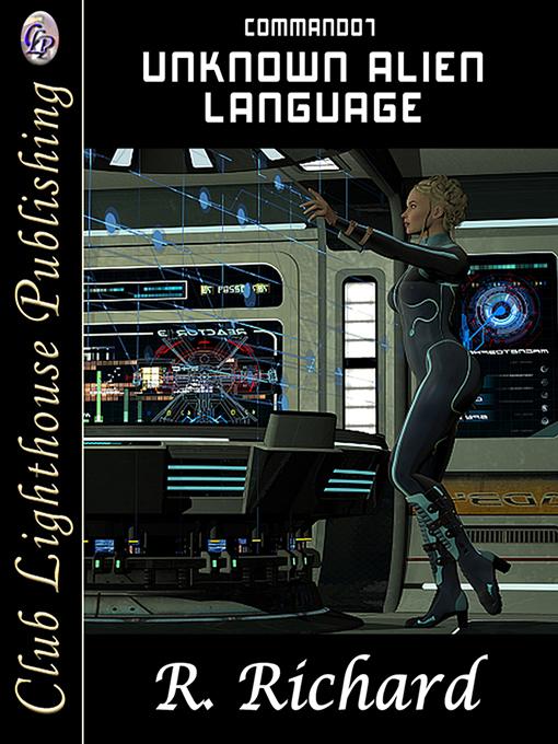 Cover for Commando 7: Unknown Alien Language