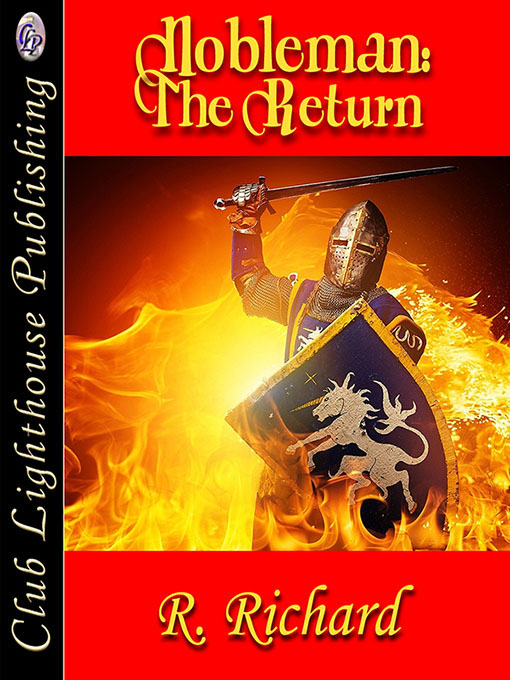 Cover for Nobleman: The Return