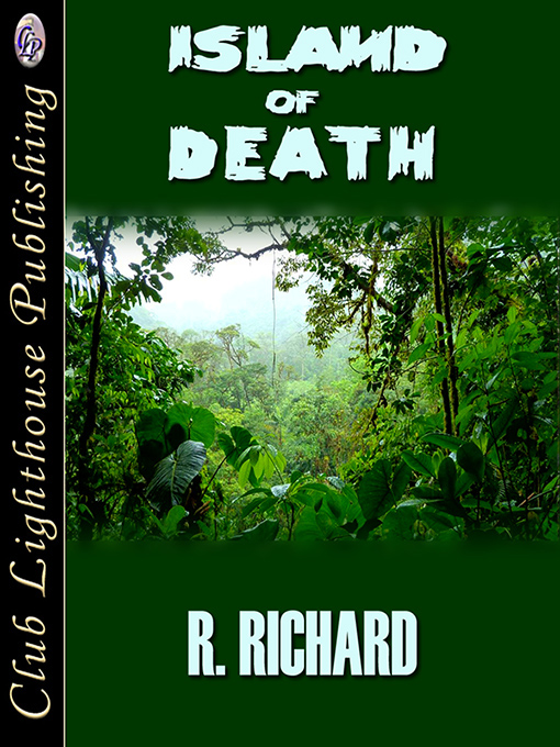 Cover for Island of Death
