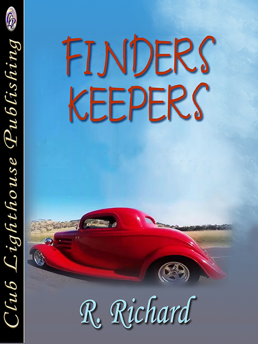 Cover for Finders Keepers
