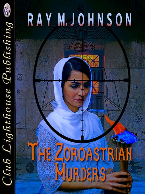 Cover for The Zoroastrian Murders