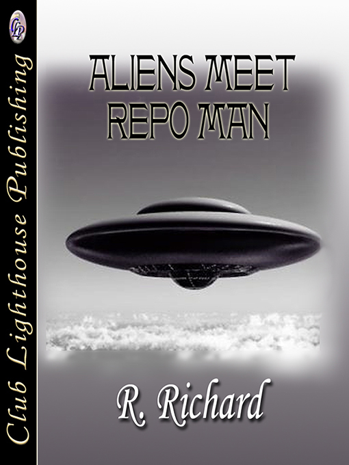 Cover for Aliens Meet Repo Man