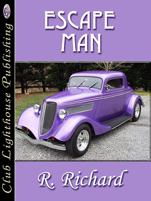 Cover for Escape Man
