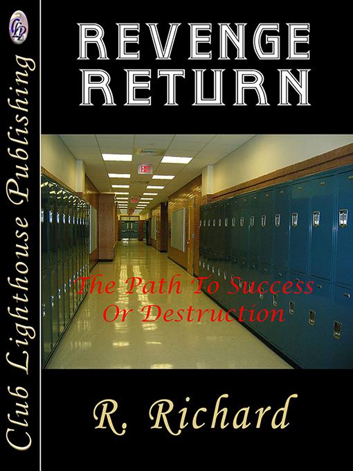 Cover for Revenge Return