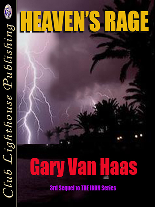 Cover for Heaven's Rage