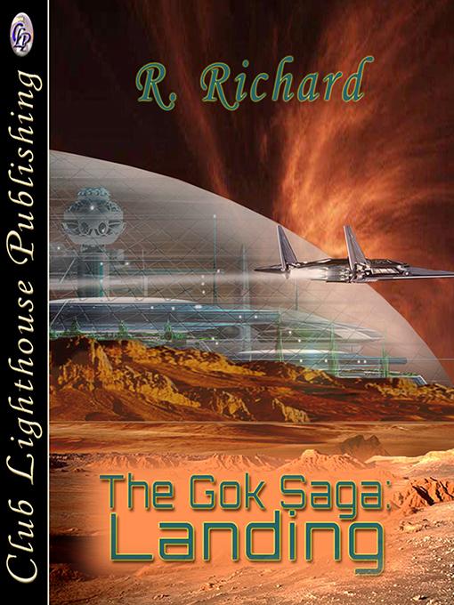Cover for The Gok Saga_Landing
