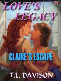 Thumbnail for Claire's Escape [Love's Legacy Book III]
