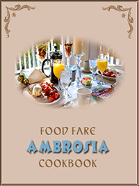 Thumbnail for Ambrosia Cook Book